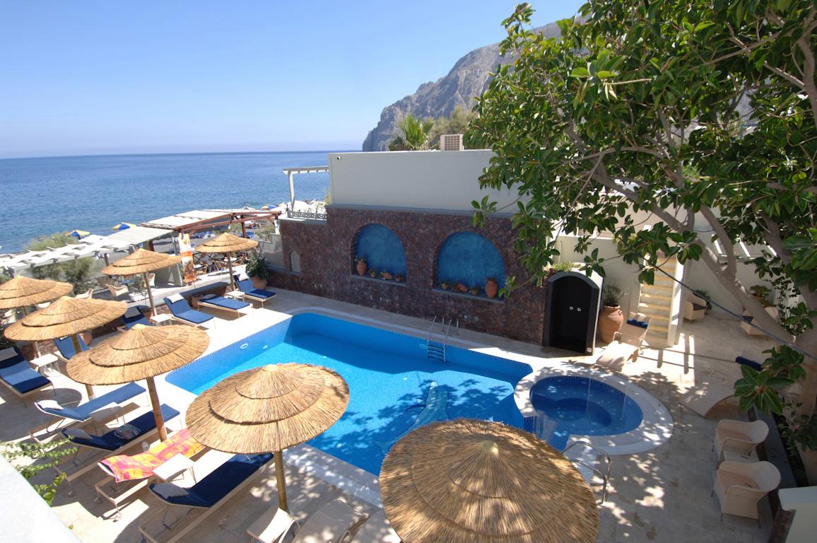 Santorini zephyros hotel santorini elixir hotel kamari for Hotels santorin